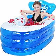 GBY Badewanne aufblasbare Badewanne, verdickte