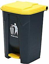 GBY Mülleimer Outdoor Kunststoff Mülleimer