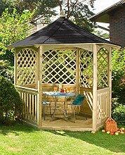 GC Winchester Gartenlaube mit Dachschindeln