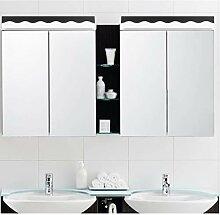 GCCI Moderne badezimmerspiegel lampe einfache