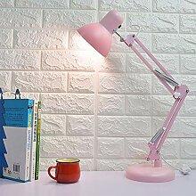 GCCLCF LED-Schreibtischlampe Lernen Augenschutz