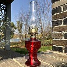 GCMJ Petroleumlampe Docht öLlampe Campinglampe