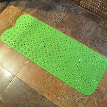 GCVHG Teppich Lange PVC Anti-Rutsch-Matte