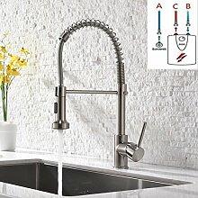 GD Niederdruck Wasserhahn Küche Edelstahl