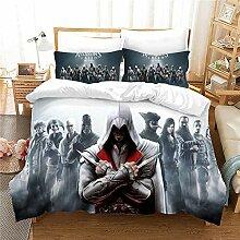 GD-SJK Bettwaren-Sets Für Kinder Assassins