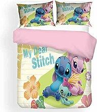 GD-SJK Lilo & Stitch Bettwaren-Sets Für