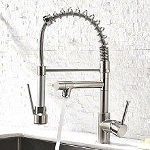 GD Wasserhahn Küche Gebürstetes Nickel