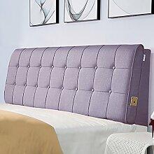 GDHSALE Bett Rückenlehne Kissen Bett mit Kopfteil