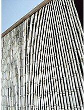 GDMING Bambus Perlenvorhang Türvorhang Zum