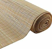 GDMING Bambus Raffrollo Fenster Sichtschutz Rollos