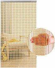 GDMING Perlenvorhang Tür-Fadenvorhänge