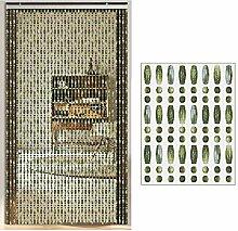 GDMING- Perlenvorhang Türvorhang Dekoration