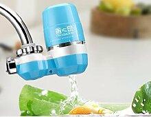 GDS/ Leitungswasser-Reinigungsapparat. Küche Wasser ohne Trinkwassereigenschaften Luftreiniger. Pre... filter Wasserfilter , blue