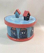 Gebäckdose Keksdose Dose für Gebäck Keramik im
