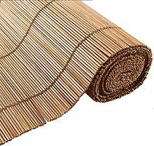 Gebrannter Bambus Schattiert Den