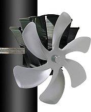 Gebundener Kaminventilator Lüfter mit 6 Blättern