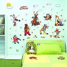 Geburtstagsband Kindergarten Umwelt Dekoration