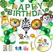 Geburtstagsdeko für Jungen Mädchen Kinder,