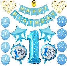 Geburtstagsdeko Junge 1. Geburtstag Dekoration