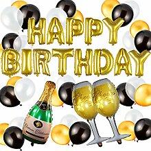 Geburtstagsdeko, Kindergeburtstag Deko Geburtstag