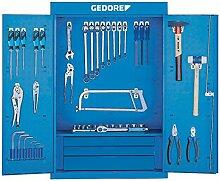 GEDORE 1401 LH Werkzeugschrank mit Hakensortiment