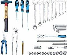 GEDORE S 1150 Werkzeugsortiment Universal 41-TLG