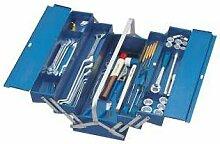 Gedore Werkzeugsortiment im Werkzeugkasten 68-tlg