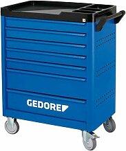 Gedore - Werkzeugwagen workster mit 308-tlg