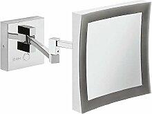Gedotec Badezimmer-Spiegel LED-Beleuchtung