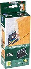 Gedotec Clipholder CH23 Befestigungsclips für