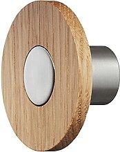 Gedotec Möbelknopf Holz Eiche und Metall