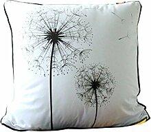 Gedruckt Quadrat Stuhl Kissenbezüge Sofa Leinen Kissenbezug Kissenbezug,1