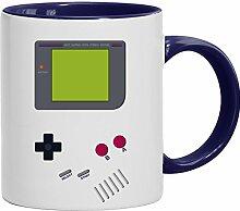 Geek Nerd Gamer Kaffeetasse Becher Tasse 2-farbig