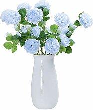 Gefälschte Blume TXC Rosen-Blumenstrauß-Hochzeit