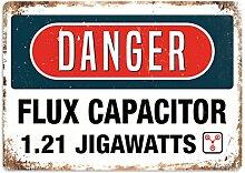 Gefahr–Flux capacitor–Metall