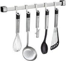 GEFU Hakenleiste Küchenleiste 50cm Smartline