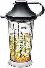 Gefu Mix Up Dressing-Shaker, Mixer, Mixbecher,