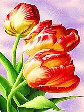 GEGEMEI Mosaik Vollen Bohrmaschine 5D DIY Blumen
