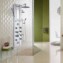 GehäRtetes Glas Duschwand Dusche Duschset