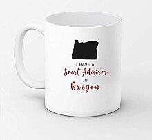 Geheimer Bewunderer in Oregon Große Geschenkidee