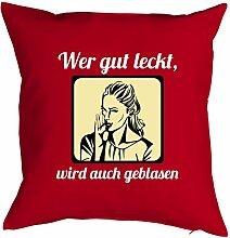 Geiles Sofa-/Dekokissen für Erwachsene: Wer gut