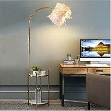 gejiuer LED Stehleuchte Mit Basis Modern