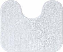 Gelco Design 707235 Badematte, 50 x 40 cm, Weiß