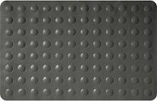 Gelco Design 707253 Badematte, rutschfest, 35x53cm, Grau / Sweet Grey