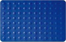 Gelco Design 707584 Badematte, rutschfest, 35x53cm, Blau / Sweet Indigo