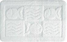 GELCO Design Sea 702954 Badematte, 50 x 80 cm,