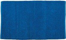 Gelco Design Touch 700381 Badematte, 60 x 90 cm, Blau