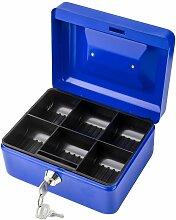 Geldkassette DGK150 blau Geldkassette Kasse
