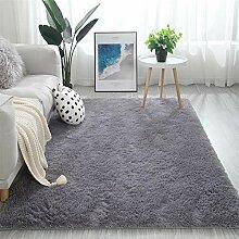 Geling Hochflor Teppich wohnzimmerteppich Langflor