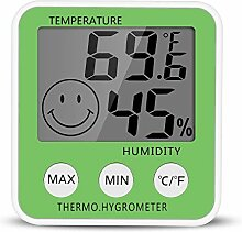 Gellvann Digital LCD Innenfeuchtigkeitsmessgerät